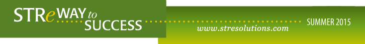STRe Solutions Sumer 2015 Newsletter Header